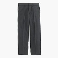 Boys' classic Ludlow suit pant in Italian wool