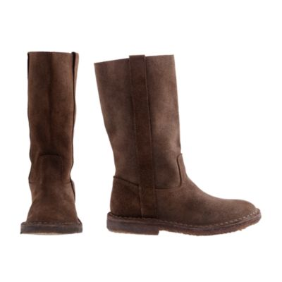 Girls' suede midheight riding boots : Girl boots | J.Crew