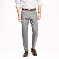 Ludlow classic suit pant in Italian wool flannel