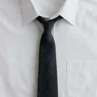 Novelty-stripe tie
