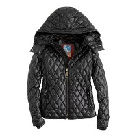 Authier® quilted jacket