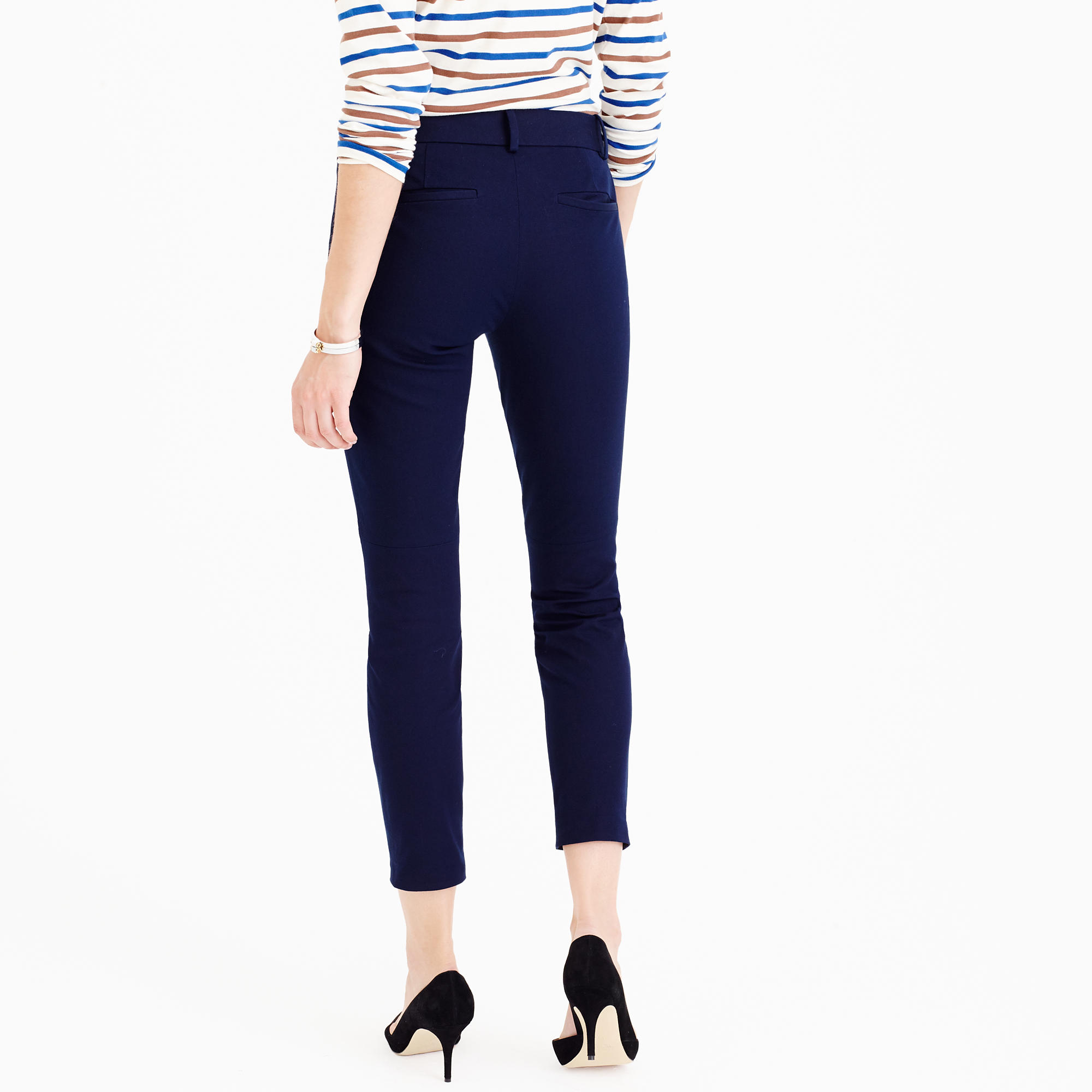 Minnie pant in stretch twill : Women Pants | J.Crew