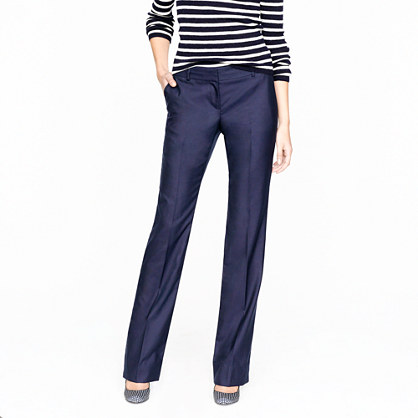 Collection 1035 pant in Italian cashmere