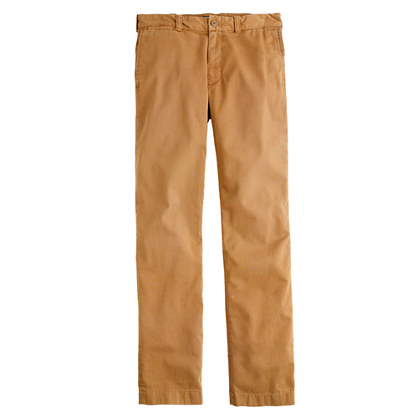 Sun-faded chino pant in 770 straight fit