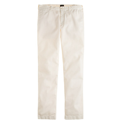 Sun-faded chino in 770 fit