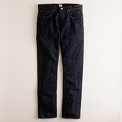 484 jean in resin crinkle wash