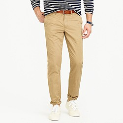 Broken-in chino pant in 770 straight fit