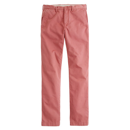 Broken-in chino pant in 770 fit