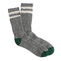Men's camp socks