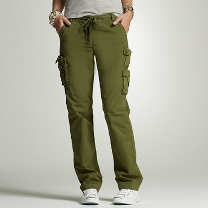 Fantastic  Brand Grayson Skinny Cargo Pants Olive In Green VINTAGE OLIVE  Lyst