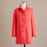 Wool Griffin coat
