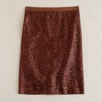 Stardust pencil skirt