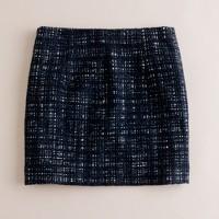 Midnight tweed mini