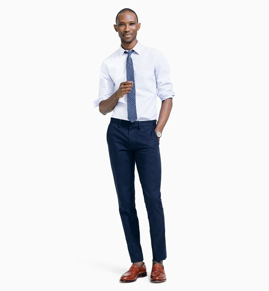 Our jeans, pants and shorts also offer a wide range of sizes to accommodate men of different ages and body types. Suits. For those times when only a suit and tie will cut it for dress code, visit our suit shop.