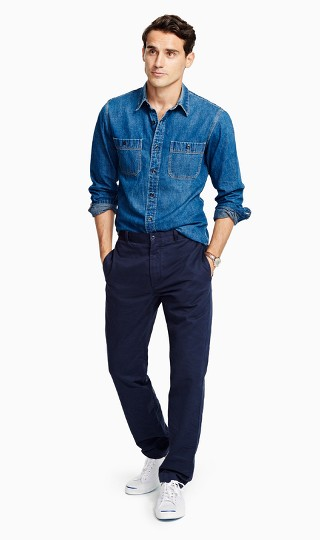 Men's Chino Pants : Men's Pants By Fit | J.Crew