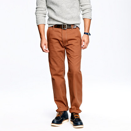 H.W. Carter & Sons® buckle-back trouser