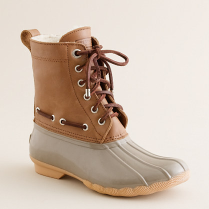 Elegant 15 Wonderful Sperry Duck Boots Womens Photo Gallery In Shoes