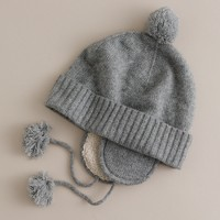 Merino trapper hat
