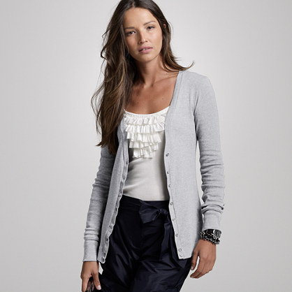 Perfect-fit cardigan