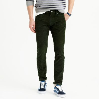 Vintage Cord In 484 Fit : Men's Cord Pants | J.Crew
