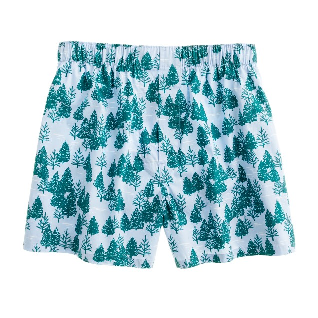 Pine forest boxers