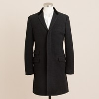 Chesterfield topcoat
