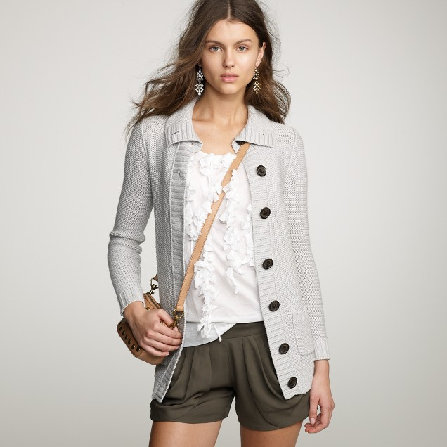 Long beach cardigan