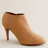 Metropolitan leather ankle boots