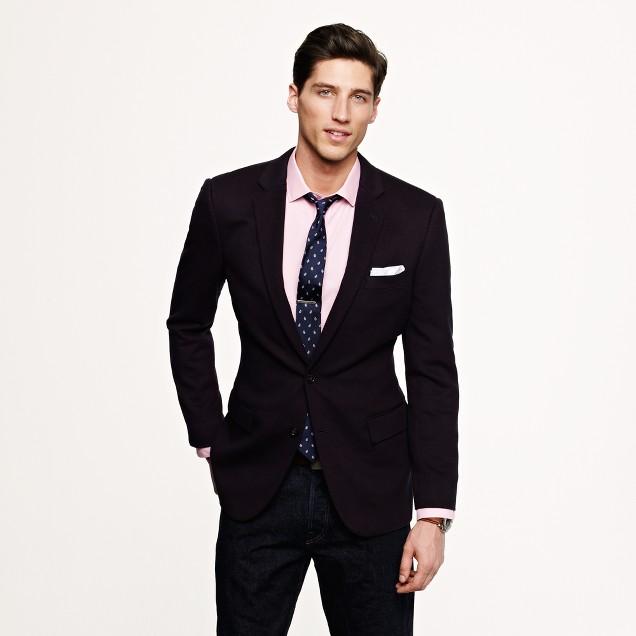 Ludlow blazer in cashmere