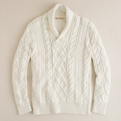Cable Cardigan Cotton Knit Sweater Womens - Cashmere Sweater England
