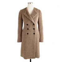 Collection alpaca wool coat