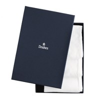 Drake's® linen pocket squares three-pack<BulletPoint></BulletPoint>