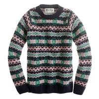 Harley of Scotland Fair Isle sweater