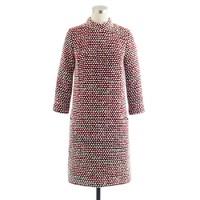 Collection tweed coat dress