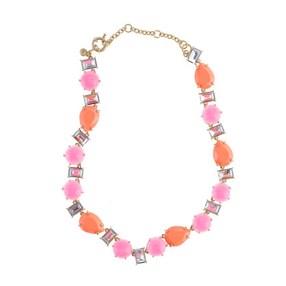 Color crush necklace