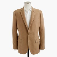 Ludlow sportcoat in English camel hair