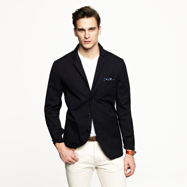 Unconstructed Ludlow Fielding worker jacket