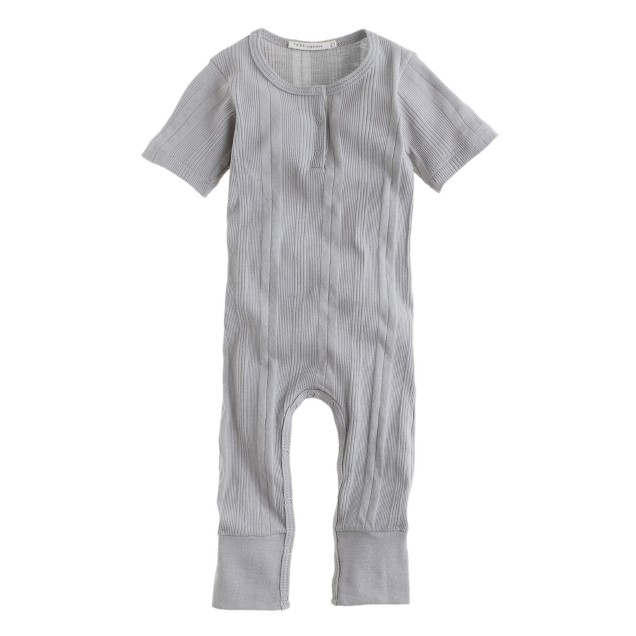 TANE™ cotton rib baby one-piece