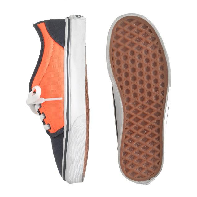 Kids' Vans® two-tone sneakers