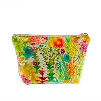 Liberty floral zip pouch
