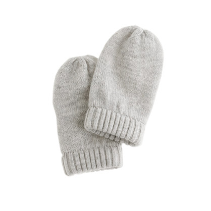 Collection baby cashmere mittens