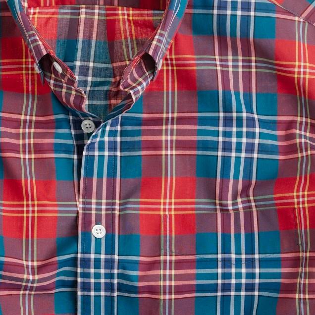 Slim Thomas Mason® Archive for J.Crew shirt in 1894 plaid