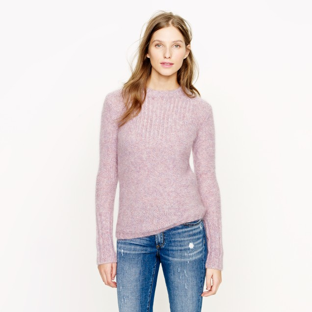 Collection mohair sweater