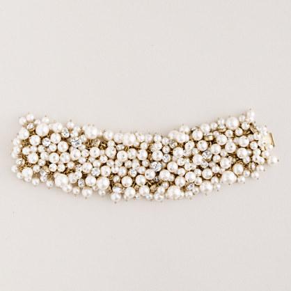 Luxe cocktail bracelet