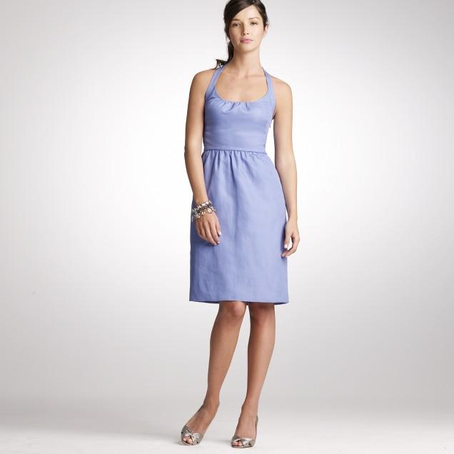 Cotton cady Madeleine dress