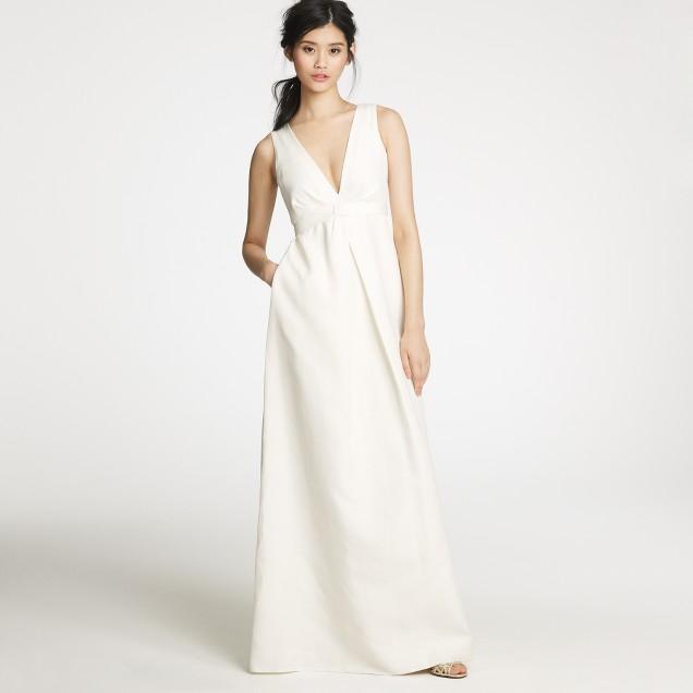 Leighton gown