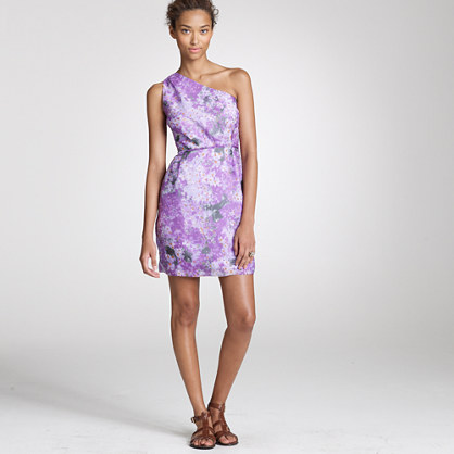 Watercolor garden Bridget dress