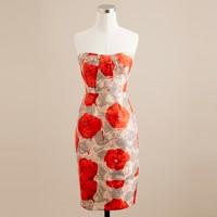Vintage poppy Erica dress