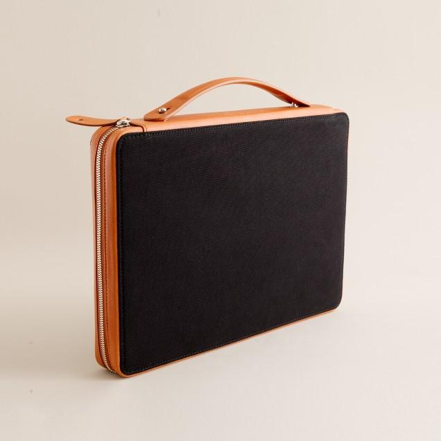 Want Organic™ for J.Crew Kansai 13-inch computer case