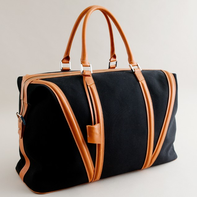 Want Organic™ for J.Crew Da Vinci 72-hour travel bag